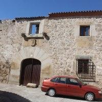 20160920 Paseo por Santa Cruz de la Sierra. Pueblos de la Tierra de Trujillo. Extremadura