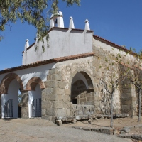 20161010 Ruta por la Ermita de Santa Ana en Abertura. Pueblos de la Tierra de Trujillo. Extremadura