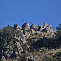 20161113 Ruta al #Cromlech de Risco Chico en la Sierra de Santa Cruz. Tierras de Trujillo. Extremadura