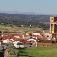 Jaraicejo, Primeros Pasos. Pueblos del Parque Nacional de Monfragüe. Extremadura