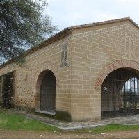 20161124 Ruta a la Ermita de Santa María de los Hitos en Jaraicejo. Pueblos del Parque Nacional de Mofragüe. Extremadura