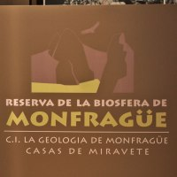 20170201 Ruta al Centro de Interpretación de la Geología de la Reserva de la Biosfera en Casas de Miravete. Parque Nacional de Monfragüe. Extremadura