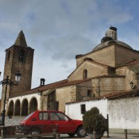20170202 Ruta por la Iglesia de Santo Domingo de Guzmán en Villamesías, Pueblos de la Tierra de Trujillo. Extremadura