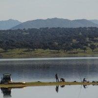 20170309 Ruta al Embalse de Sierra Brava en Zorita. Tierras de Trujillo. Extremadura