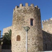 20171011 Ruta al Castillo Palacio de Orellana la Vieja. Vegas Altas del Guadiana. Extremadura