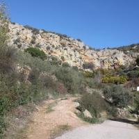20180115 Ruta al Chorrero de Orellana de la Sierra. Vegas Altas del Río Guadiana. Extremadura