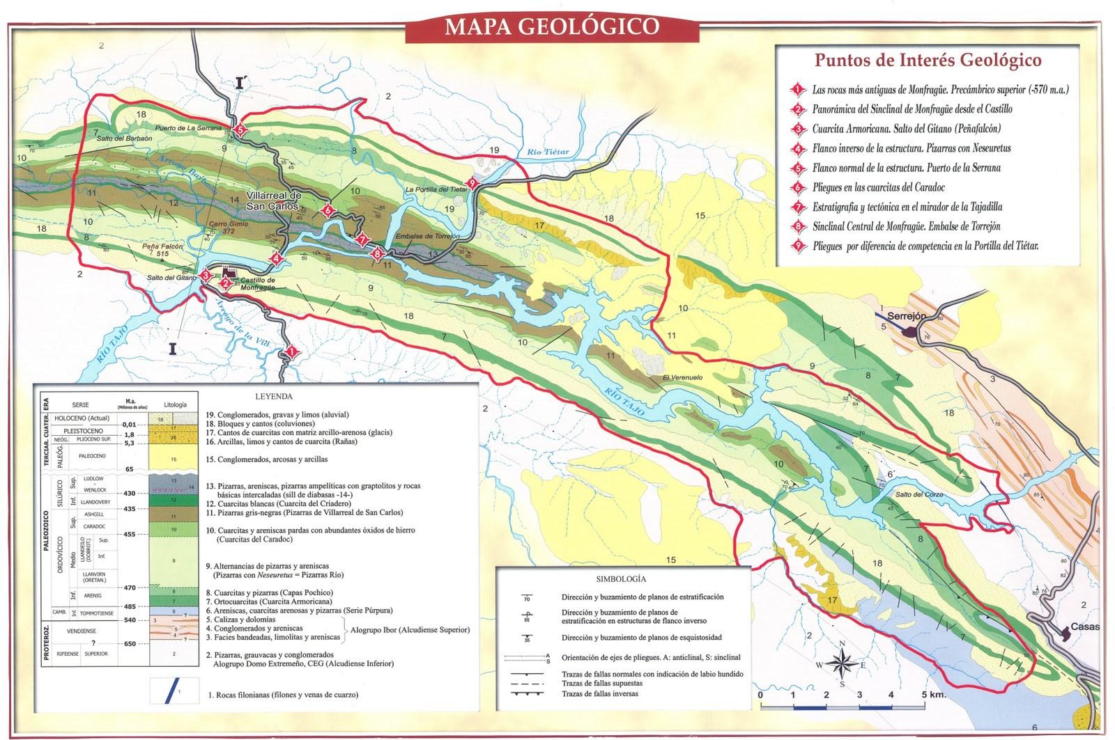 Mapa-Geologico-de-Monfrague-2