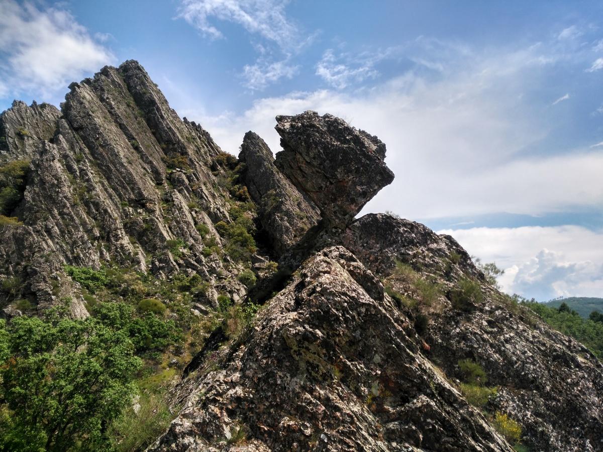 20180519 Ruta cabeza del Moro en Berzocana. Geoparque Villuercas Ibores Jara Extremadura.