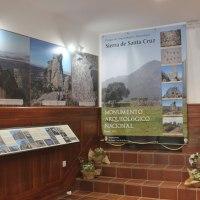 20180610 Ruta al Centro de Interpretación del Monumento Arqueológico Nacional Sierra de Santa Cruz en Santa Cruz de la Sierra. Tierras de Trujillo. Extremadura