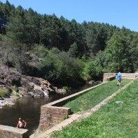 20180616 Ruta a la Piscina Natural de Villasbuenas de Gata. Sierra de Gata. Extremadura