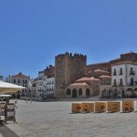 20180619 Ruta por Cáceres, Ciudad Patrimonio de la Humanidad. Extremadura