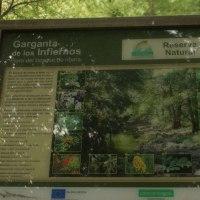20180622 Ruta a la Reserva Natural Garganta de los Infiernos en el Valle del Jerte. Extremadura