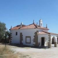 20180813 Ermita del Cristo del Humilladero en Garrovillas. Tierras de Alconetar de Tajo. Extremadura