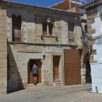 20180813 Arquitectura Tradicional en Garrovillas. Tierras de Alconetar de Tajo. Extremadura