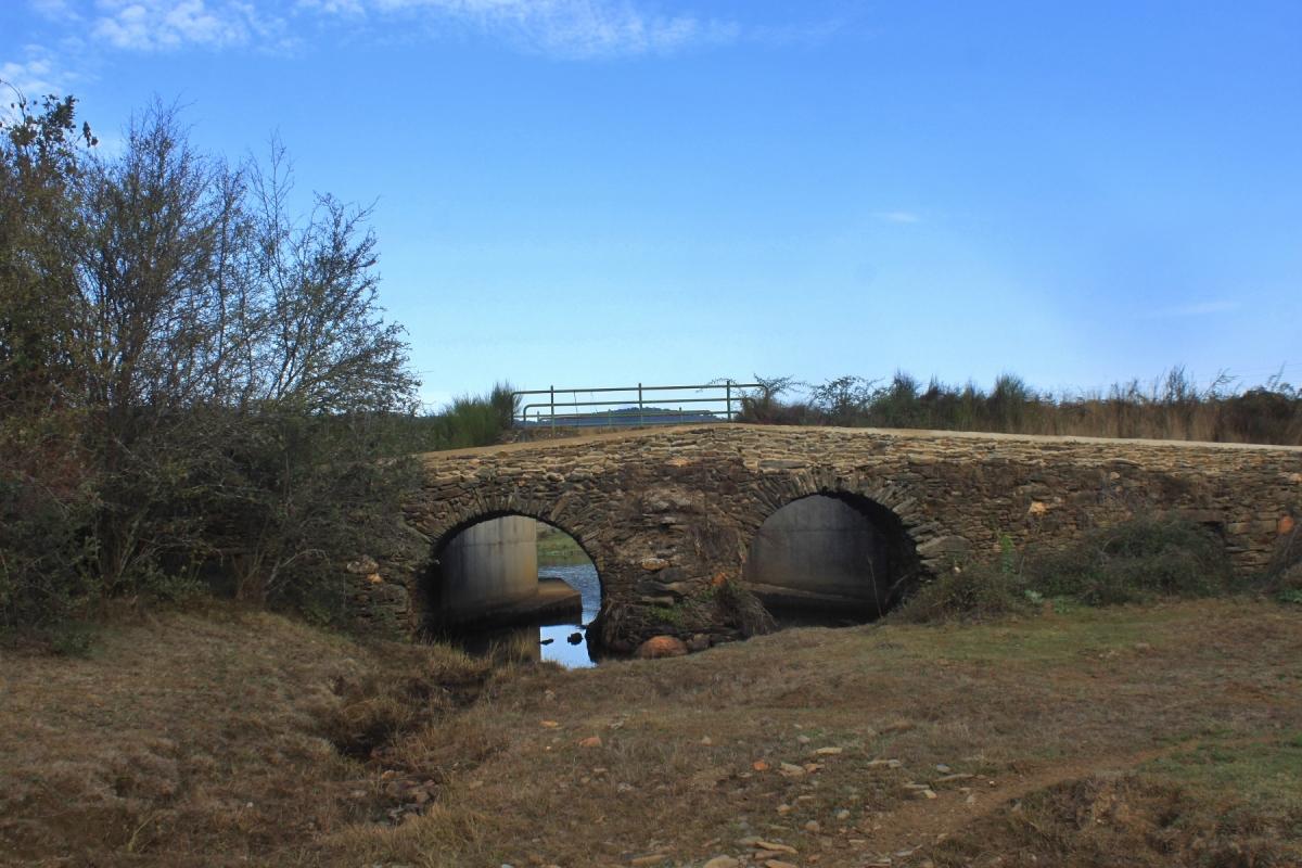 20181018 Ruta al Puente de la Villa en Garciaz. Tierras de Trujillo. Extremadura