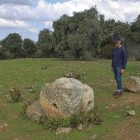 20181023 Ruta por el Campo Arqueológico de Portera en Garciaz. Tierras de Trujillo. Extremadura