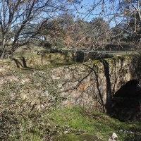 20181204 Ruta por el Puente de San Miguel Garciaz. Tierras de Trujillo. Extremadura