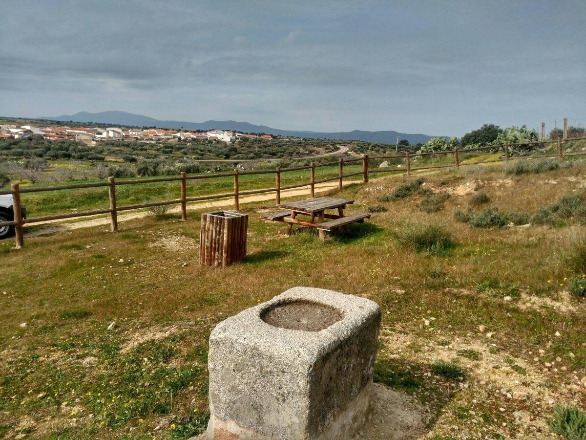 20190218 Ruta al Altar de San Gregorio en el Cerro de la Cuesta de Abertura. Tierras de Trujillo. Extremadura