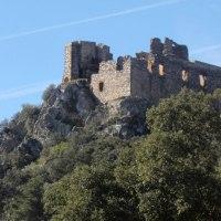 20190128 Ruta al Castillo de la Peña del Acero en Mirabel. Parque Nacional de Monfragüe. Extremadura