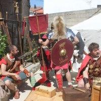 20190324 Festival de la Arqueología de Extremadura en Santa Cruz de la Sierra. Tierras de Trujillo. Extremadura
