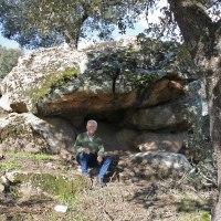 20191205 Ruta a la Cueva de las Cazoletas en Ibahernando. Pueblos de la Tierra de Trujillo. Extremadura