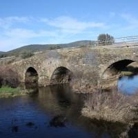 20191223 Ruta al Puente de la Villa en Garciaz. Pueblos de la Tierra de Trujillo. Extremadura