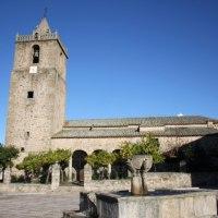 20200210 Ruta a la Iglesia de San Bartolomé en el Puerto de Santa Cruz. Pueblos de la Tierra de Trujillo.