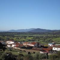 20200210 Paseo por Puerto de Santa Cruz. Pueblos de la Tierra de Trujillo. Extremadura