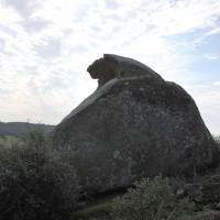 20200206 Ruta a la Peña del Águila en Abertura. Pueblos de la Tierra de Trujillo. Extremadura