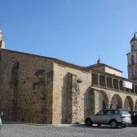 20200220 Ruta a la Iglesia del Salvador del Mundo en Almoharín. Sierras de Montánchez. Extremadura
