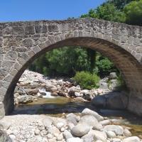 20200606 Puente y Piscina Natural del Parral. Jarandilla de la Vera