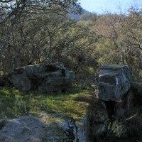 20200104 Ruta a los Altares Rupestres de San Juan el Alto en Santa Cruz de la Sierra. Tierras de Trujillo. Extremadura