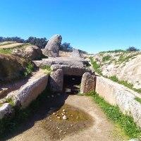 20210223 Ruta al Dolmen de Lácara. Vegas Bajas del Guadiana. Extremadura