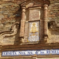 20210509 Ruta a la Ermita de la Virgen de la Coronadas en Casas de Don Pedro. Siberia de Extremadura